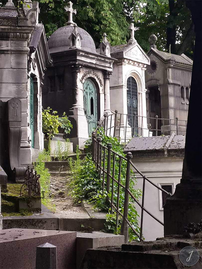 Cimetière Montmartre - Paris - 2016