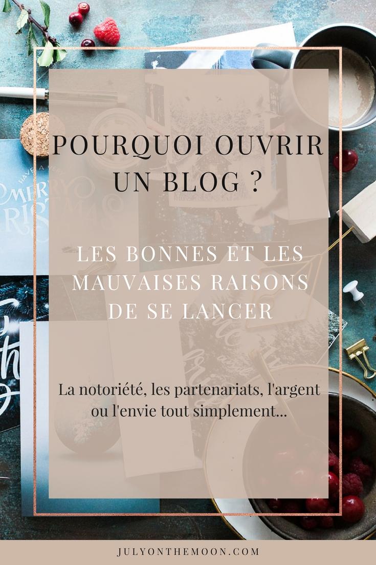 blog tutoriel raison ouvrir blog