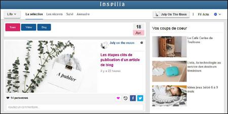 blog photographie webdesign lifestyle sélection une presse subleem hellocoton inspilia