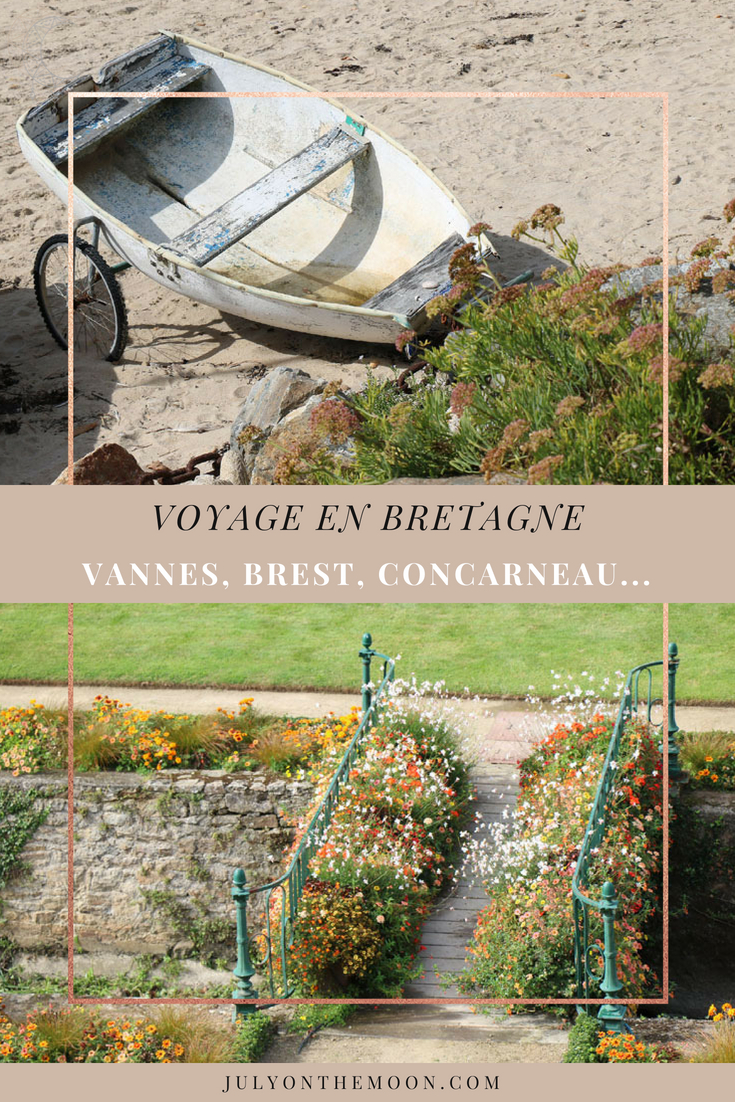 Blog Photographie Plasticienne Portfolio Voyage Bretagne